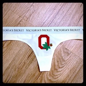 Ohio state women's panties.. thong or cheekster